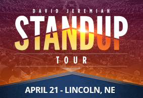 Stand Up Tour, April 21 - Lincoln, NE