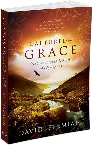 Captured by Grace book