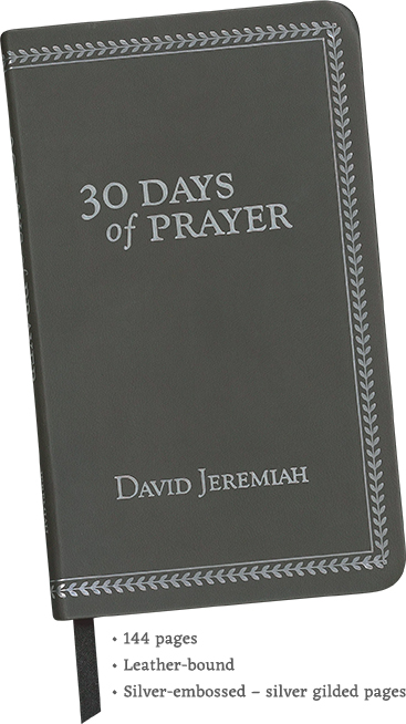30 Days of Prayer - Prayer Book
