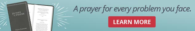 30 Days of Prayer - Learn More