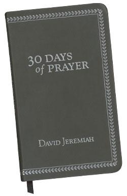 30 Days of Prayer Book