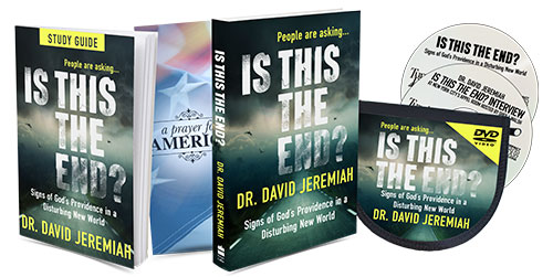 Is This The End? DVD Set with Prayer for America Card