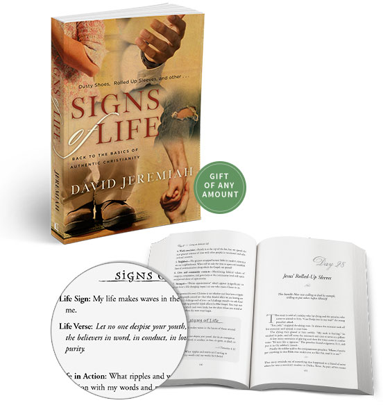 Signs of Life Book