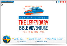 Airship Genesis: The Legendary Bible Adventure
