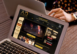 Visit the new A.D. Website