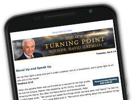 Daily biblical insight from David Jeremiah