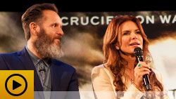 Roma Downey & Mark Burnett Interview