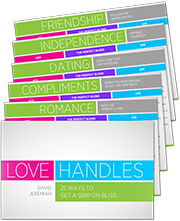 Love Handles cards