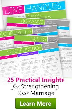25 Practical Insights for Strengthening Your Marriage, Learn More