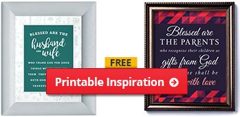 Free Printable Inspiration