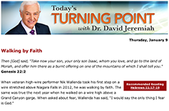 Daily Email Devotions from David Jeremiah