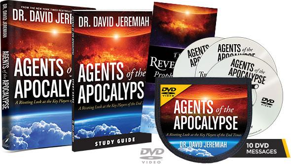 Agents of the Apocalypse DVD Set