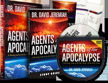 Agents of the Apocalypse DVD Study Set