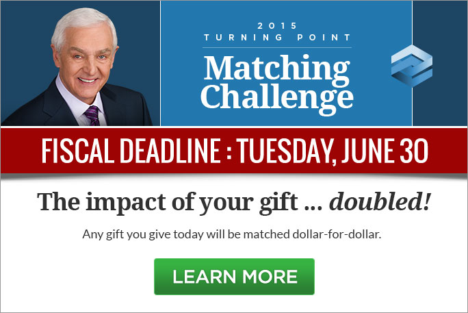 2015 Matching Challenge - Learn More