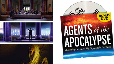 Agents of the Apocalypse Highlight DVD