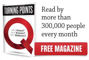 Turning Points Magazine & Devotional - FREE