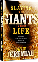 Slaying the Giants in Your Life Book
