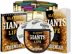 Slaying the Giants in Your Life Study Set