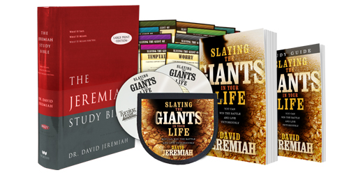 Slaying the Giants in Your Life DVD Platform Package