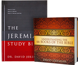 Understanding the 66 Books of the Bible and The Jeremiah Study Bible