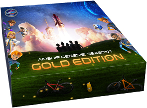 Gold Edition - Only Available for a limited time!