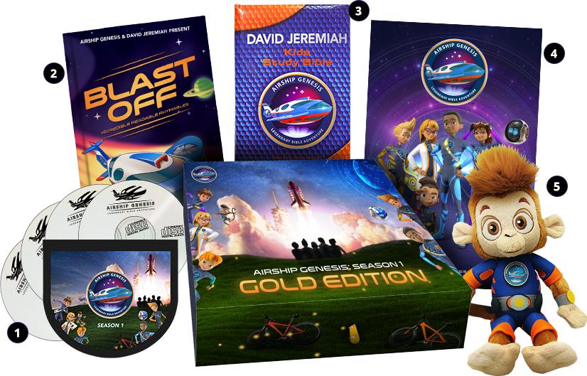 Airship Genesis: Season 1 Gold Edition
