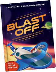 Blast Off! - Incredible Readable Rhymables