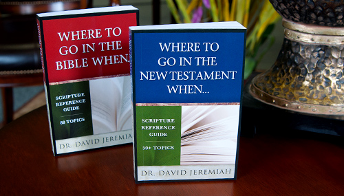 Where to Go in the New Testament When PLUS Where to Go in the Bible When