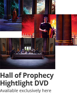 Hall of Prophecy Highlight DVD