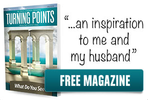 Turning Points Magazine & Devotional - FREE