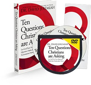 Ten Questions Christians are Asking Study Set