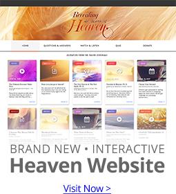 Brand New Interactive Heaven Website - Visit Now >