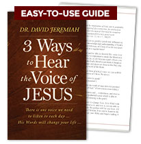 3 Ways to Hear the Voice of Jesus