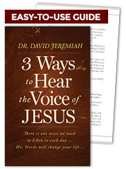Easy-To-Use Guide: 3 Ways to Hear The Voice of Jesus