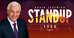 David Jeremiah's Stand Up Tour