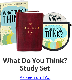 What Do You Think? Study Set - As seen on TV...