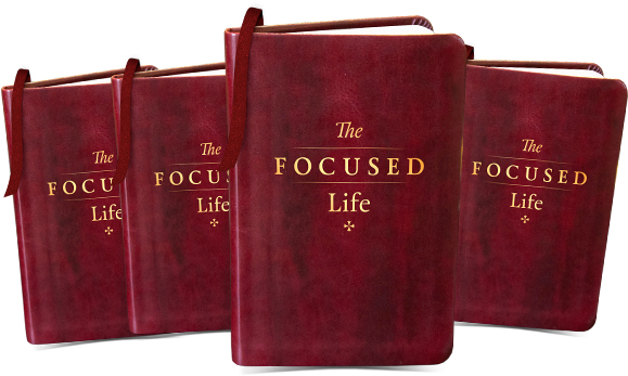 The Focused Life - 4-pack