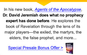 Limited Time Offer - Agents of the Apocalypse PLUS Answers to the Unsolved Mysteries of Prophecy