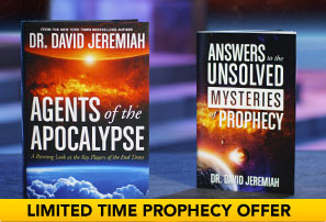 Limited Time Prophecy Offer - Agents of the Apocalypse PLUS Answers to the Unsolved Mysteries of Prophecy