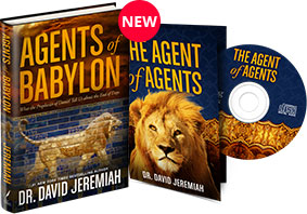 Agents of Babylon PLUS a special presale offer, Agent of Agents - NEW from David Jeremiah