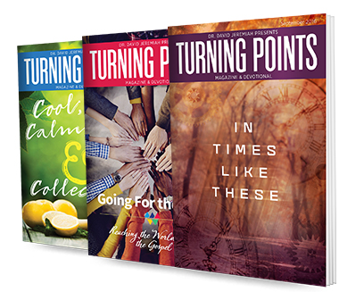 Turning Points Magazine and Devotional