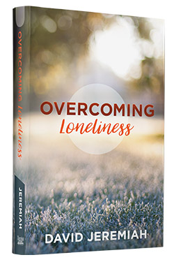 Overcoming Loneliness Hardcover Book