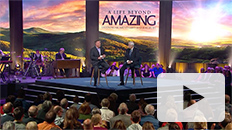 Watch: Dr. David Jeremiah and his son David Michael talk about A Life Beyond Amazing