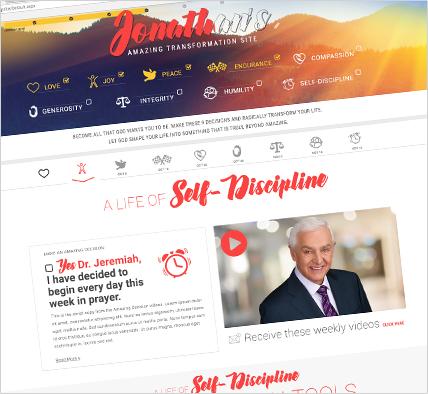Amazing Transformation Site