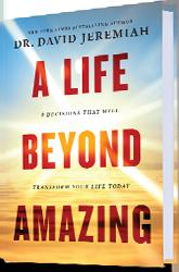 A Life Beyond Amazing Hardback Book