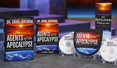 Agents of the Apocalypse Audio CD Set