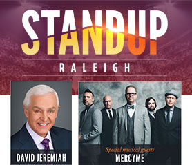 Stand Up Tour - Raleigh