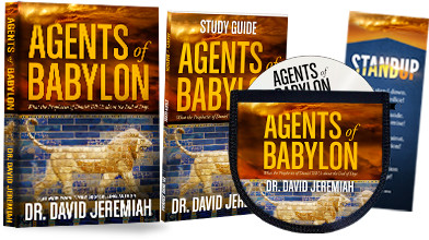 Agents of Babylon Audio CD Study Set