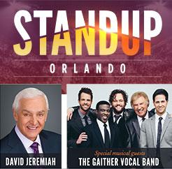 David Jeremiah's Stand Up Tour - Orlando, FL