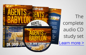 The Agents of Babylon complete audio CD study set, Learn More.